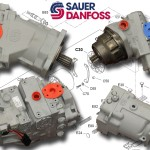 Sauer Danfoss Pumps and Motors