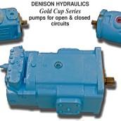 Denison Piston Pumps and Motors